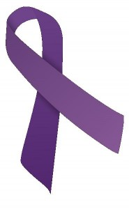 370px-Purple_ribbon_svg1